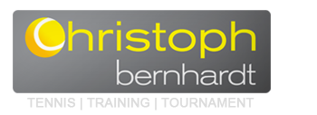 Tennistrainer Christoph Bernhardt
